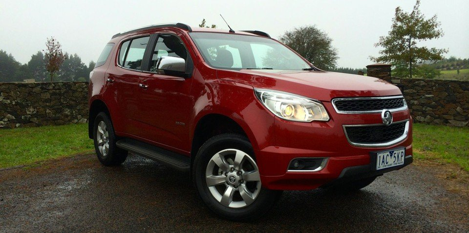 Holden Colorado 7 recalled over third-row seat problem