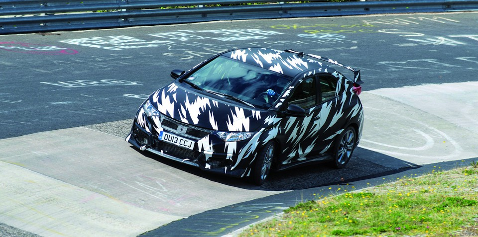 Honda Civic Type R faces challenge to beat Seat's new Nurburgring record, admits exec