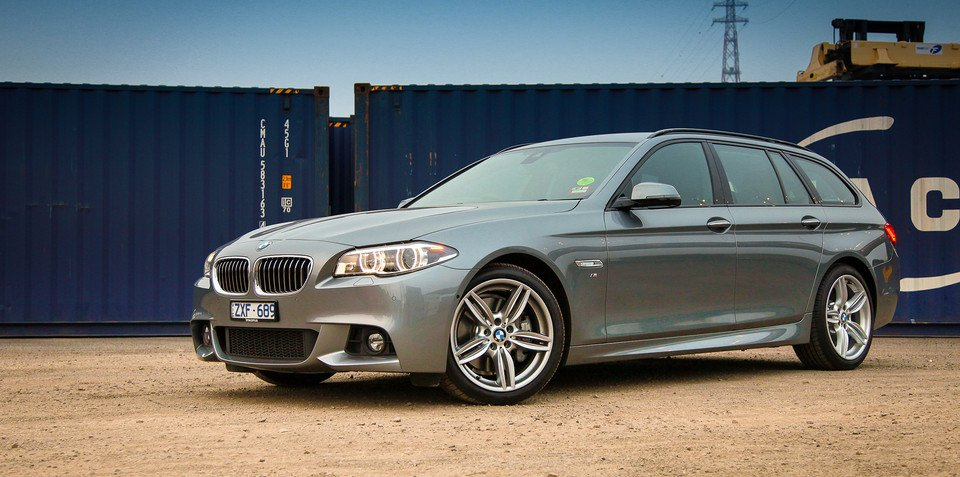 2014 BMW 535i Touring :: Week with Review