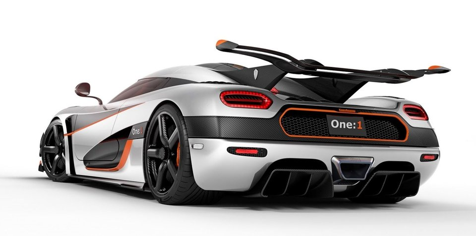 Koenigsegg to contest Nurburgring record with One:1 hypercar
