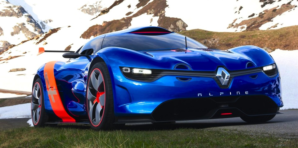 Renault Readies Alpine Sports Car Confirmed For