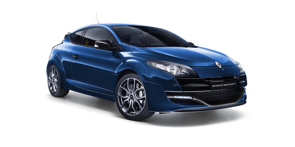 Renault Megane RS 265 Sport limited edition from $37,990; ditches LSD, equipment