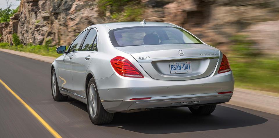 Mercedes-Benz S300 Bluetec Hybrid drops brand's flagship below $200K