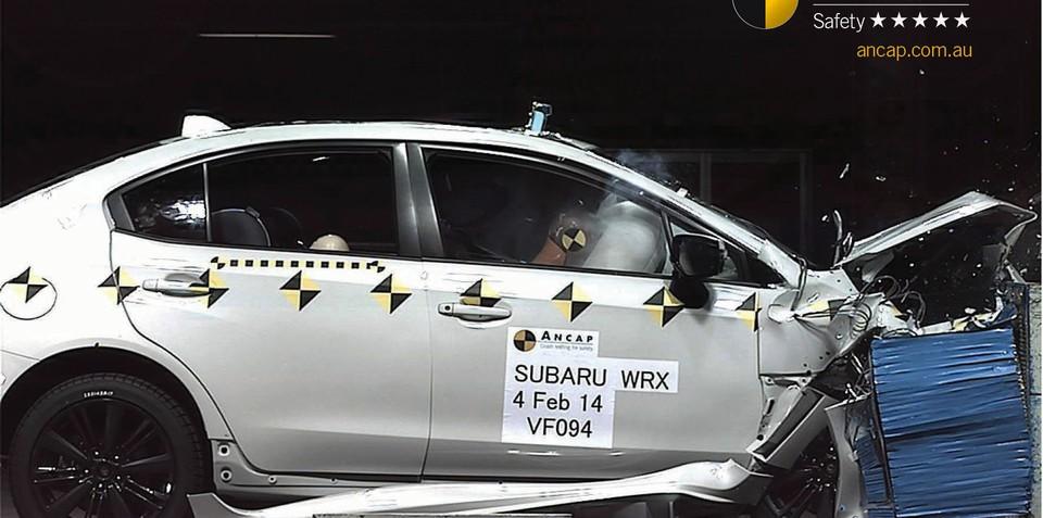 Toyota Corolla sedan, Subaru WRX, Peugeot 5008 earn five-star ANCAP safety ratings