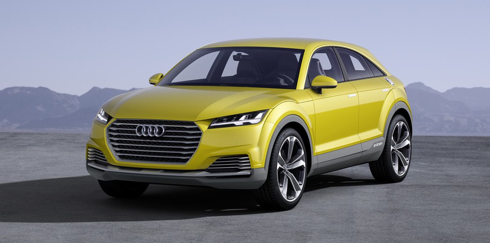 Audi TT model line expansion imminent