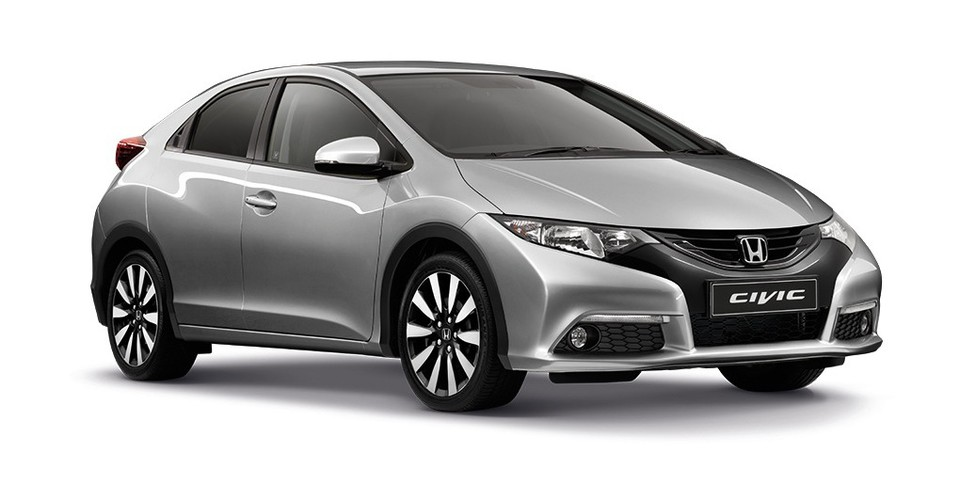 2014 Honda Civic hatch gains styling upgrades, suspension tweaks, $1000 price rise