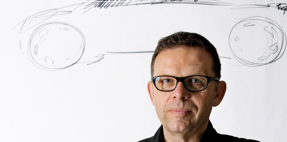 "Peter Schreyer on Kia design : ""We will keep going in the same direction"""