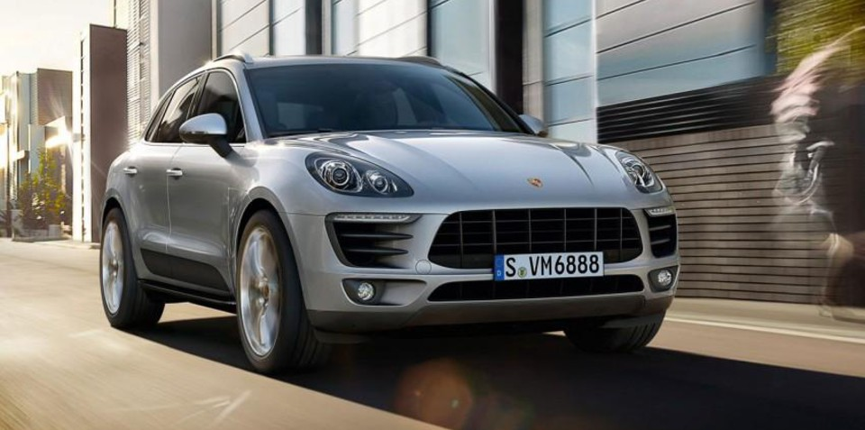 Porsche Macan :: four-cylinder entry model revealed