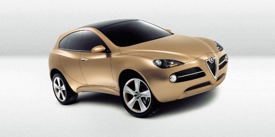 Alfa Romeo : eight new models including SUVs by 2018