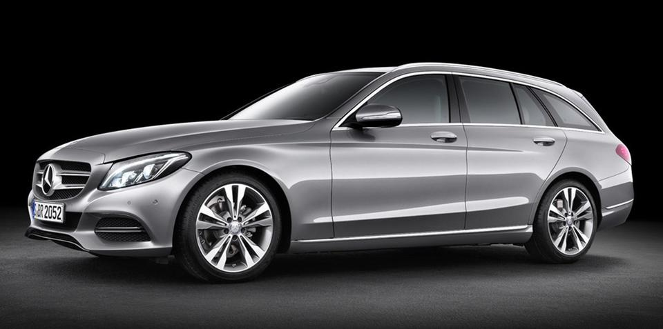 Mercedes-Benz C-Class Allroad-style crossover on the cards