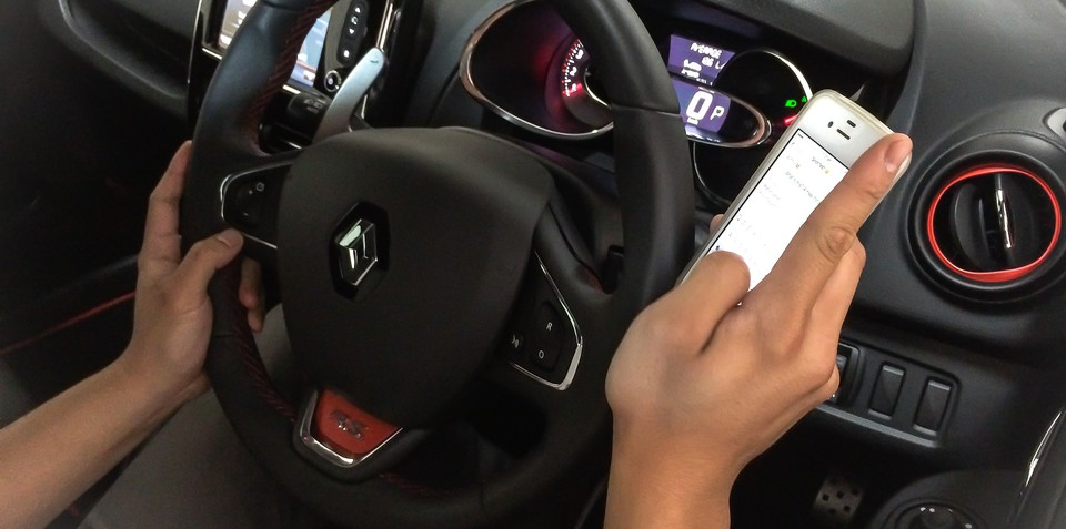 Strong support for banning use of phones in cars, Volvo Australia survey finds - UPDATE