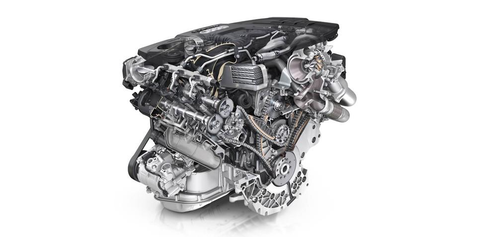 audi 3 0 tdi engine revealed could headline a4 diesel range. Black Bedroom Furniture Sets. Home Design Ideas