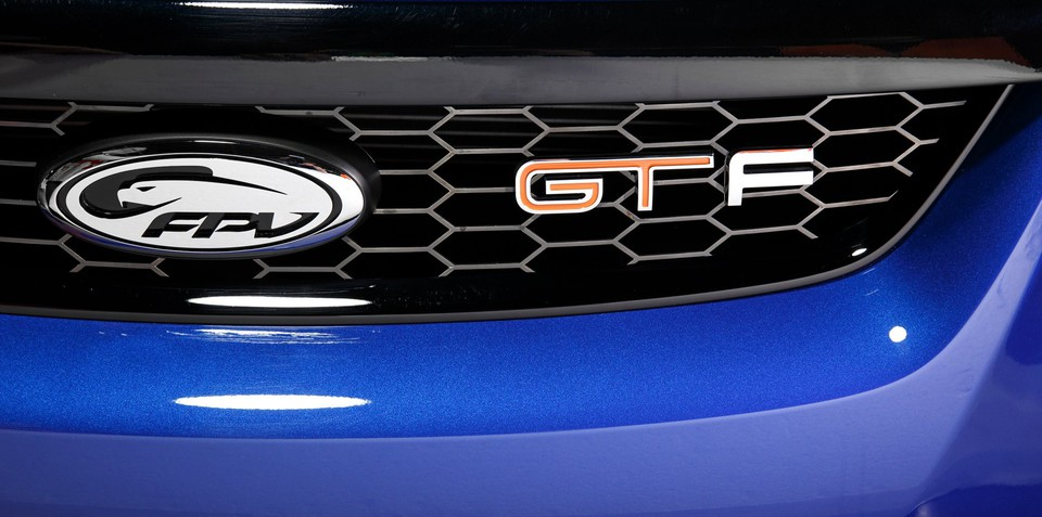FPV GT F revealed further in new teaser images
