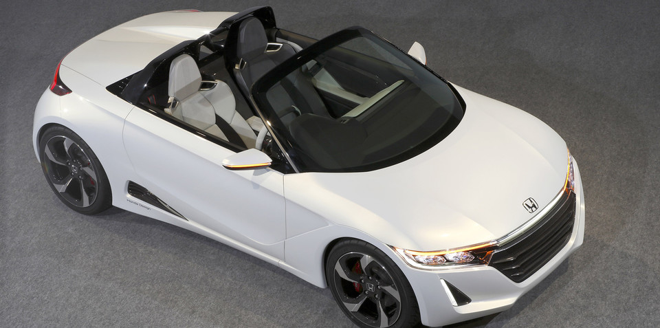 Honda S660 due to enter production in 2015 - report
