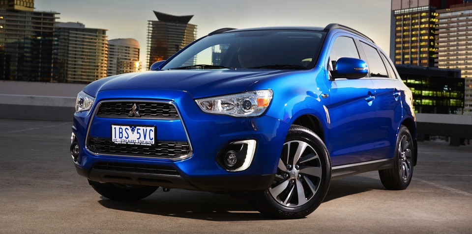Mitsubishi ASX updated with extra equipment, mechanical tweaks