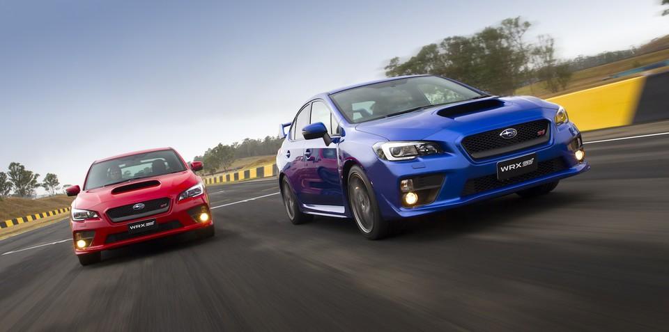 Subaru WRX smashes Australian sales record