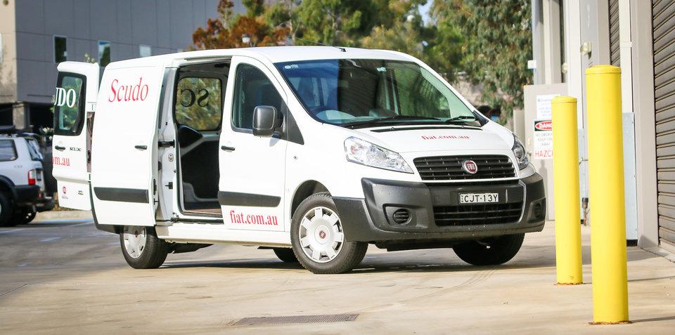 2013 Fiat Scudo van recalled for brake discs, wiper motor