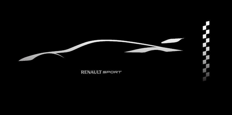 Renault Sport Trophy : Teased concept previews 368kW-plus Nismo-powered racer
