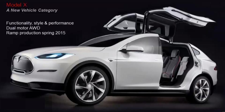 """Tesla Model X : Delayed luxury SUV to look """"better"""" and appeal to women"""