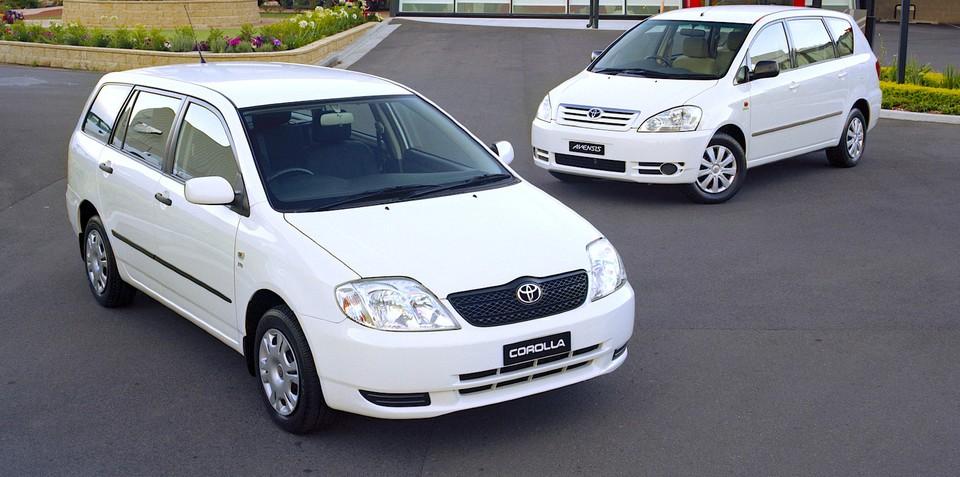 Toyota recalls 19,600 Corolla, Avensis Verso, Lexus SC430 vehicles a second time