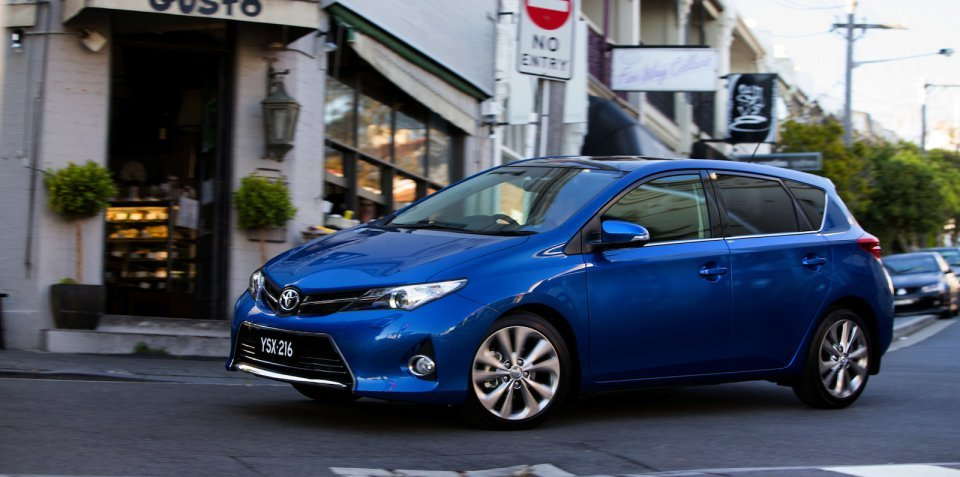 Toyota coy about Corolla sales targets