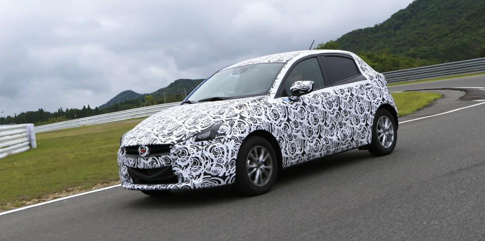 2015 Mazda 2 details emerge
