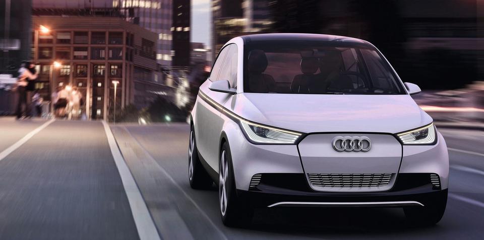 Audi AQ2 coming in 2018 - report