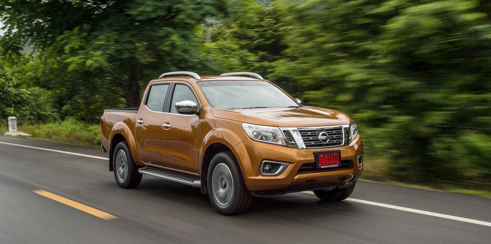 2015 Nissan Navara: Japanese brand open to sharing new ute with Renault