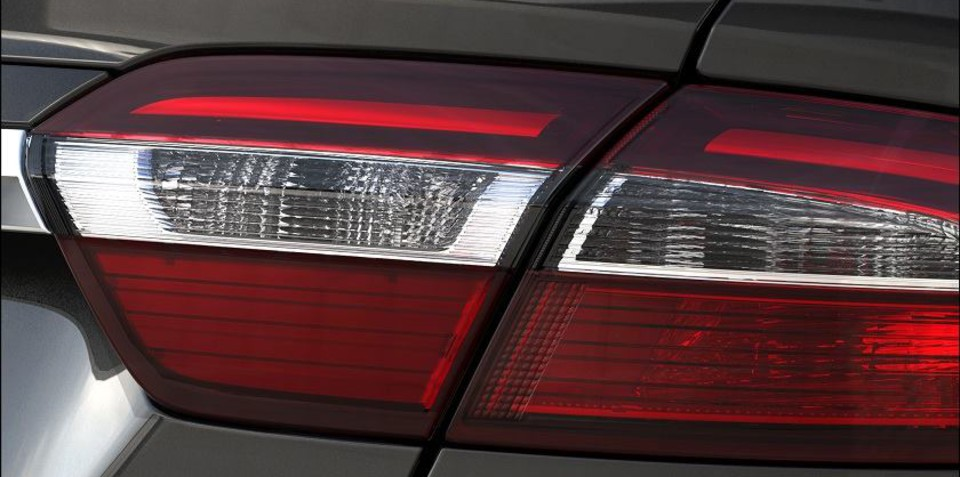 2015 Ford Falcon tail-lights revealed as premiere draws closer