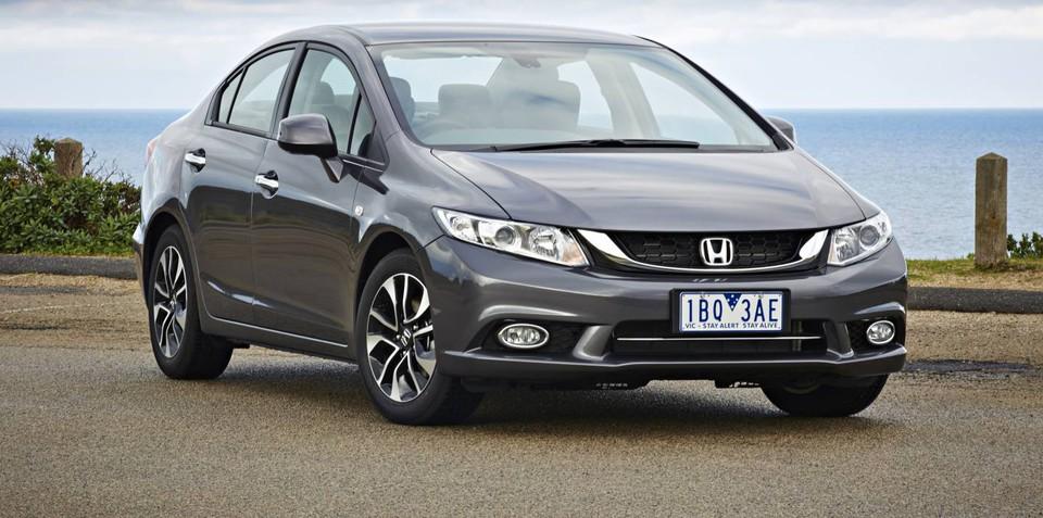Honda Civic sedan price cut to $18,490