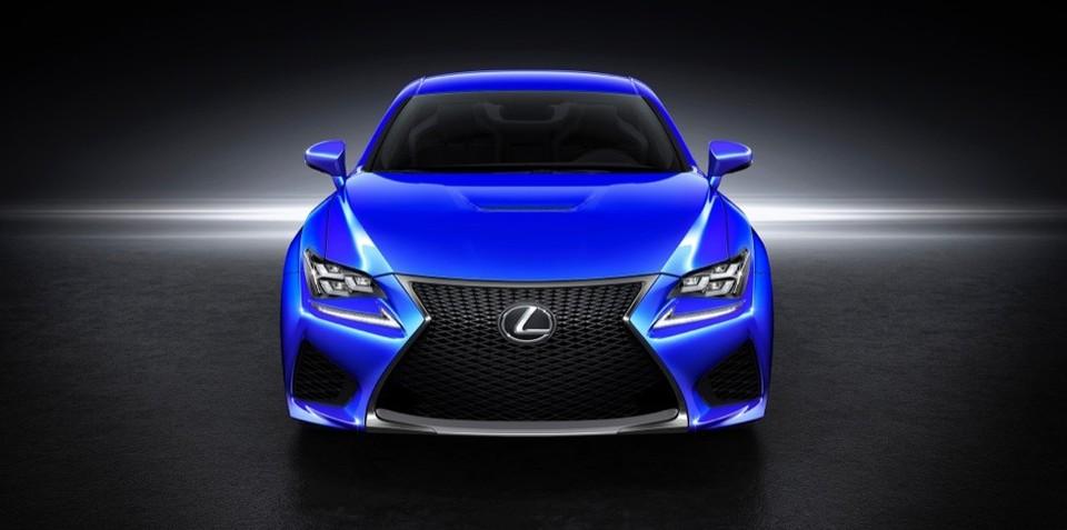 Lexus Australia lobbying for more F performance models
