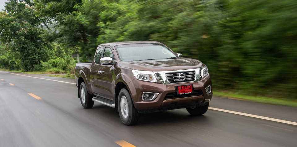 2015 Nissan Navara: Electric model possible, hybrid less likely
