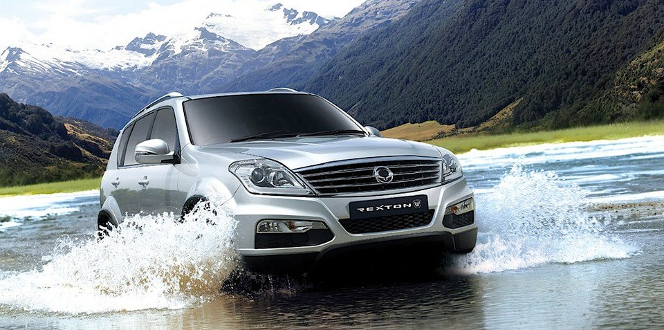 Ssangyong Rexton pricing and specifications : New diesel engine, fresh styling for flagship seven-seat SUV