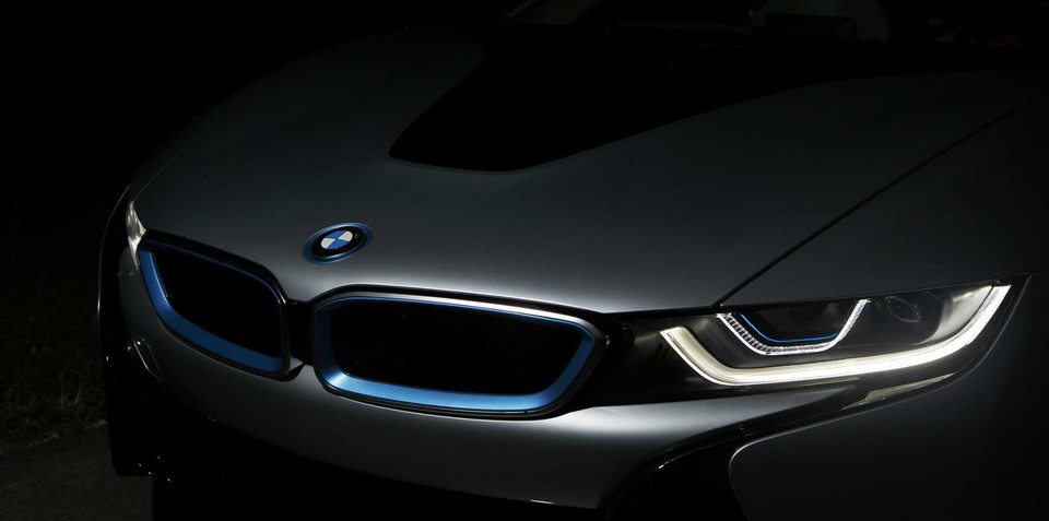 Six-cylinder BMW i9 to be built for 100th anniversary - report