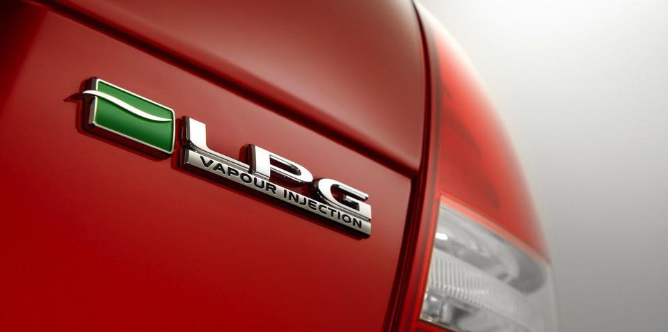 Holden Commodore, Caprice :: 3472 LPG models recalled
