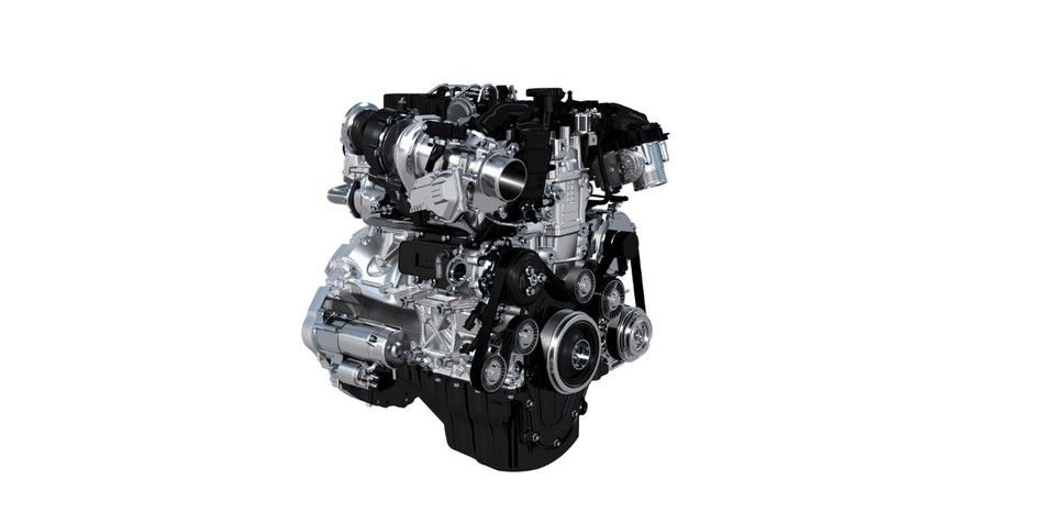 Jaguar Land Rover releases technical details of Ingenium engine family