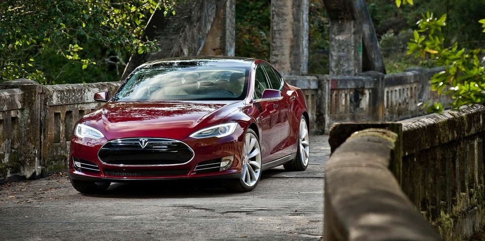Tesla Model S P85D confirmed for Australia
