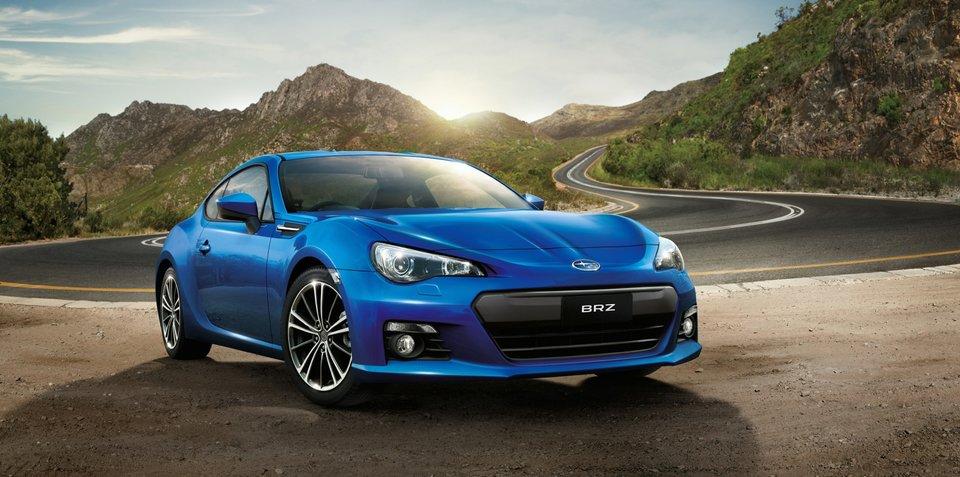 2015 Subaru BRZ: Suspension tweaks, styling changes for Toyota 86 twin