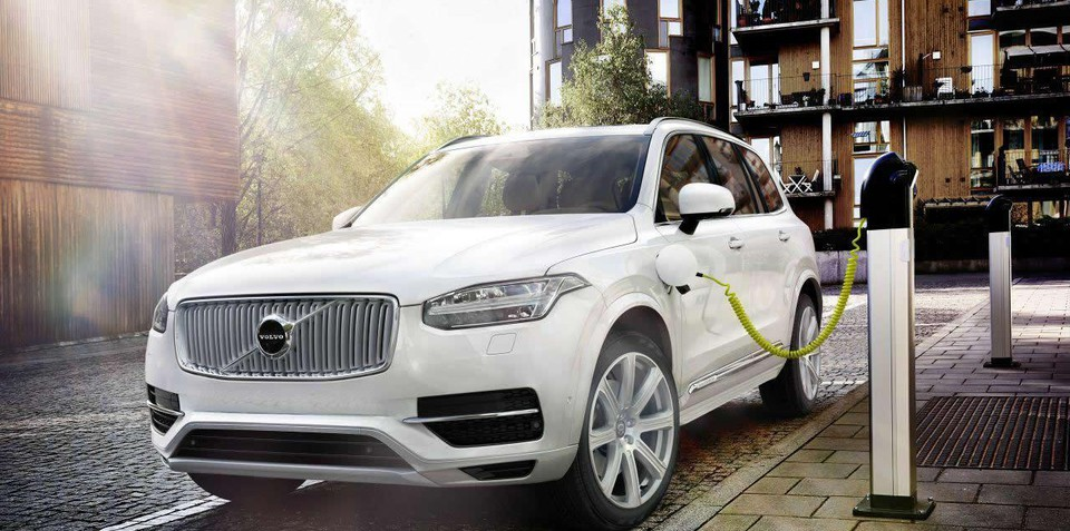2015 Volvo XC90 revealed: first images of vital new SUV