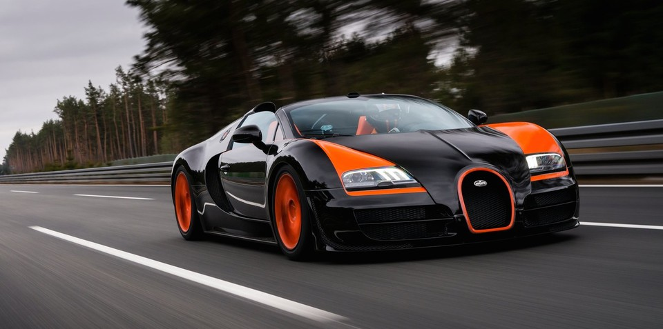 Bugatti readying 1100kW, 460km/h Veyron successor - report