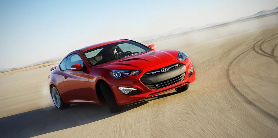 Hyundai considering small, sporty RWD sedan; Genesis Coupe future uncertain - report