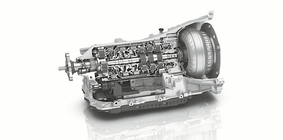 Zf Begins Production Of Second Generation Eight Speed
