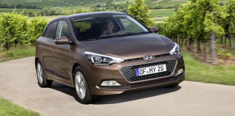 2015 Hyundai i20 : Full details of European-spec hatch revealed