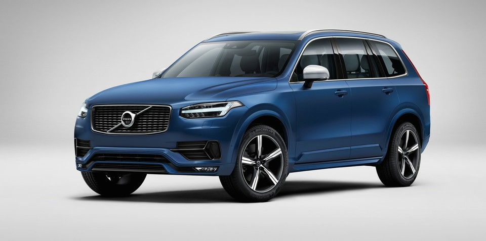2015 Volvo XC90 R-Design revealed