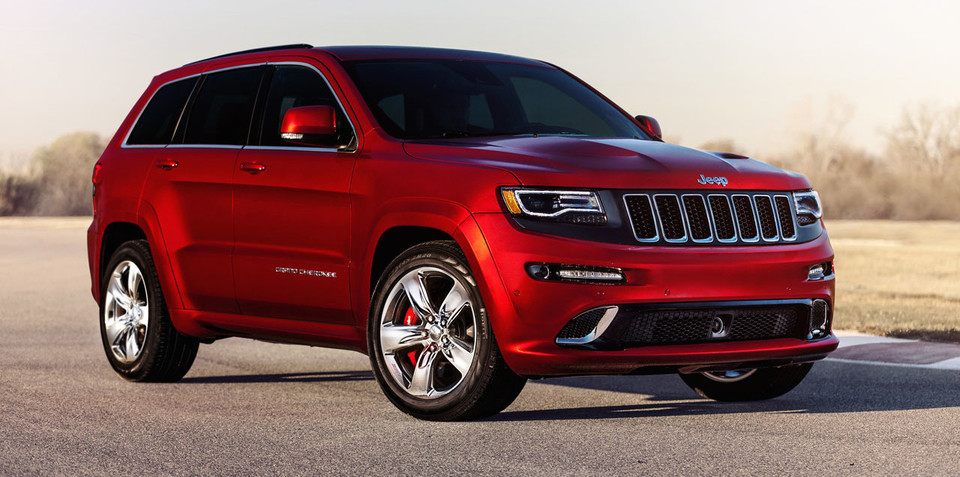 2015 Jeep Grand Cherokee : New noise-cancelling technology won't tame SRT's bark, says Jeep