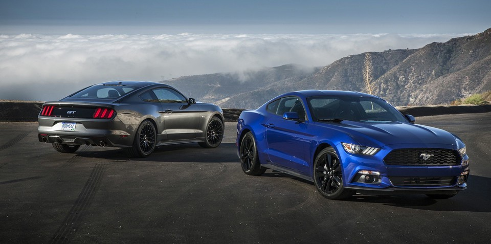 Ford Mustang benchmarked against BMW M3 but not Chevrolet Camaro