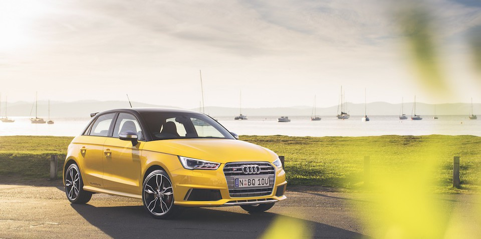 2015 Audi S1 Sportback :: pricing and specifications