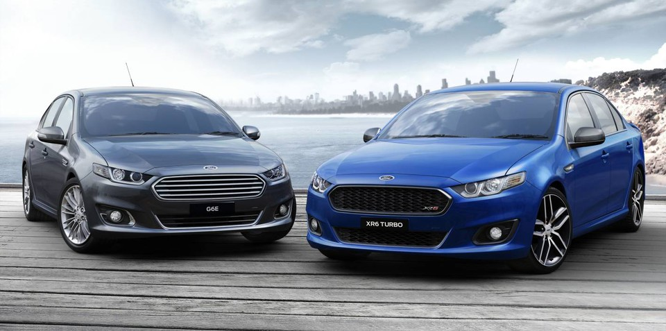 2015 Ford Falcon specifications detailed : NEW PICS ADDED