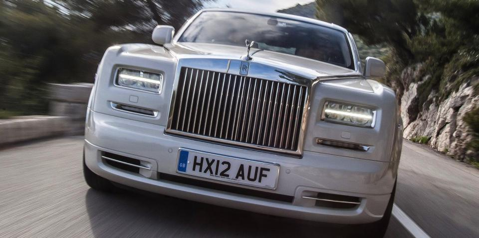 Rolls-Royce SUV being decided, hybrids out for now
