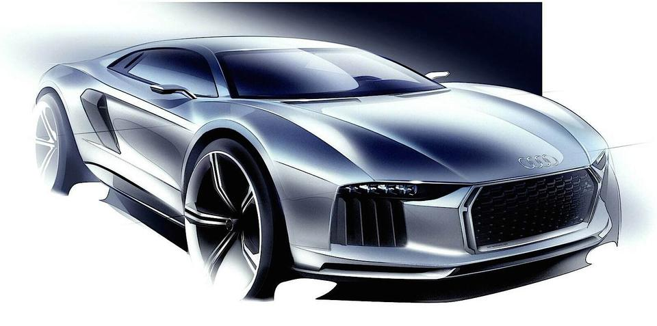 Audi concept to preview new design language, A9 flagship at Los Angeles auto show